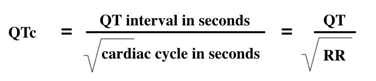 Bazett Formula Modern usage